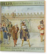 'fidelio' Act 2 Scene 8 - The Wicked Wood Print