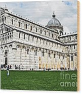 Field Of Dreams Cathedral Wood Print
