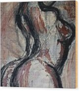 Figure3 - Nudes Gallery Wood Print