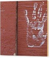 Film Noir Cyril Endfield Lloyd Bridges Try And Get Me 1950 Wall Picacho Arizona 2004 Wood Print