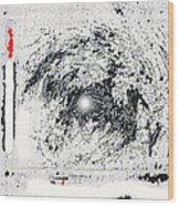 Film Noir Gene Tierney Otto Preminger Whirlpool 1949 2 Street Lamp Storm Aberdeen Sd 1964 Wood Print