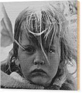 Film Noir Jean Simmons Robert Mitchum Rko Angel Face 1953 Demolition Derby Tucson Arizona 1968 Wood Print