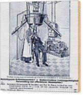 Finsen Apparatus, C1905 Wood Print
