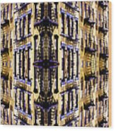 Fire Escapes - New York City Wood Print
