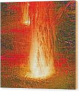 Fire Water Wood Print