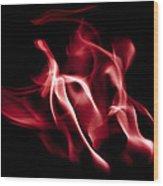 Firedragon Wood Print