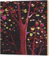 Firefly Dream Wood Print