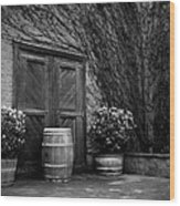 Firestone Vineyard Wood Print