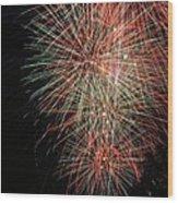 Fireworks6500 Wood Print