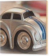 First Car Wood Print