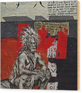 First Nations 14 Wood Print