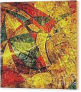 Fish 369 - Marucii Wood Print
