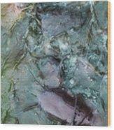 Fish Abstract Wood Print