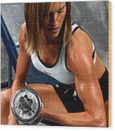Fitness 28-2 Wood Print