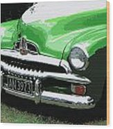 Fj Holden Wood Print