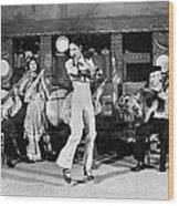 Flamenco Dancer, 1942 Wood Print