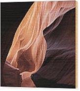 Flamma Wood Print
