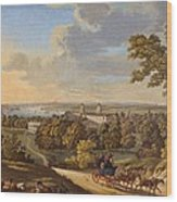 Flamstead Hill, Greenwich The Wood Print