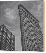 Flatiron New York City Wood Print