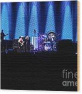 Fleetwood Mac Reunited Band Wood Print