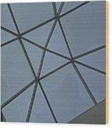 Flint Air Wood Print