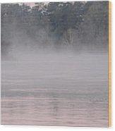 Flint River 3 Wood Print