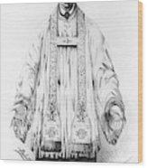 F�lix Varela Y Morales (1788-1853) Wood Print