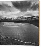 Fljotsdalshreppur Wood Print
