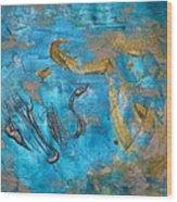 Floating IIi Wood Print