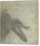 Floating Wood Print by Patricia Hofmeester