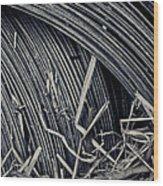 Flood Wood Print