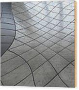Floor Wood Print