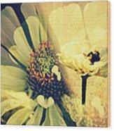 Floral Beauty Wood Print