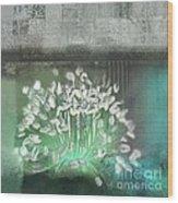 Floralart - 03 Wood Print