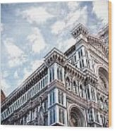 Florence Cathedral Wood Print