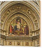 Florence - Santa Maria Del Fiore  Wood Print