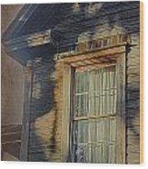Florida Cracker House Wood Print