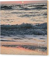 Florida Pastels Wood Print by Adam Jewell