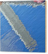 Floridian Abstract Wood Print