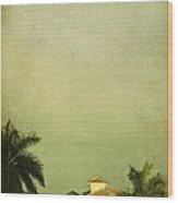Floridian Wood Print