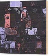 Florus Pokus 01e Wood Print