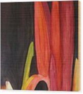 Flourish Wood Print