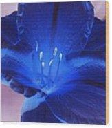 Flower Power 1424 Wood Print