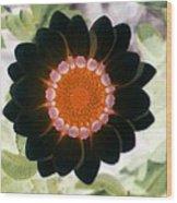 Flower Power 1425 Wood Print