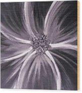 Flower Romance Wood Print by LCS Art