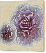 Flowers 7993 Wood Print