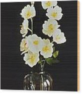 Flowers From A Friend Wood Print