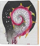 Fluidity 02 - Elena Yakubovich Wood Print