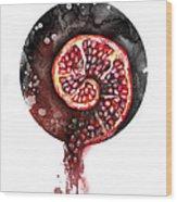 Fluidity 11 - Elena Yakubovich Wood Print