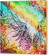 Fly Away 2 Wood Print